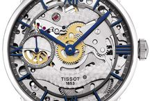 Tissot Watches / Board Dedicated to Tissot Watches