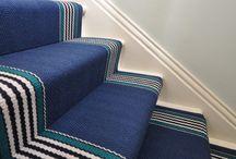 Off The Loom Stair Runner | Berwick 2 - Installation 2