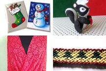Etsy Treasury Power Team / Etsy gift ideas for all