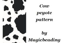 Peyote and loom bracelet patterns / by Better-Art Magia Koralików