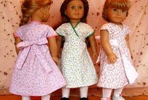 dolls / by Tracey Moore