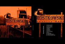 Rostkowski Country Band / Polska muzyka Country  własne kompozycje zespołu  Rostkowski Country Band