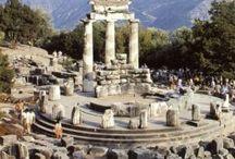 Hellenisme en Mycene en konossos / Oudheid van Griekenland