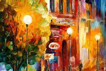 Malerei expressiv