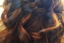 hair, makeup & nails <3 / by Christa Joseph
