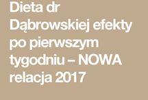 dieta dr Dąbrowska