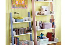 Kid's Room / by Julie Cosio
