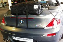 BMW 6er Cabrio Gepäckträger – Revolutionäres Entwurf / BMW 6er Cabrio Gepäckträger – Revolutionäres Entwurf