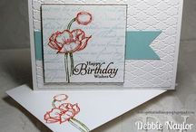 Stampin' Up! - Simply Sketched - Retired