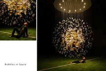 Bubbles in Space - JItka Skuhrava Glass / Bubbles in Space - Jitka Skuhrava Glass