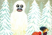 Children's books - illustrations