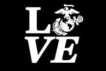 I'm A Marine FIANCE!! ;) / by Kristen S