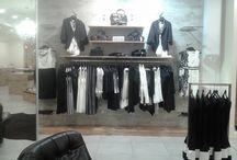 Stores / design e luci diverse che rendono ogni nostro punto vendita speciale