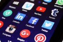 Redes Sociales / Redes Sociales, las redes más utilizadas, el uso que se le puede dar enfocado al crecimiento del negocio, características de cada una.