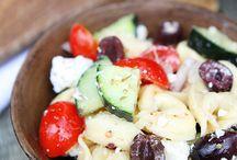 Sensational Salads / by Mary Creamer