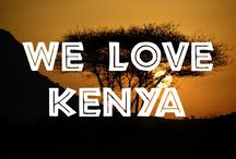 We Love Kenya / We love Kenya. A collection of the best photography from Kenya.