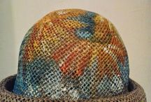 art on hat