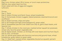 Clean Eats/Whole 30 / Health & Food
