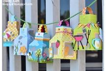 Paper Lanterns & Glowy Things!