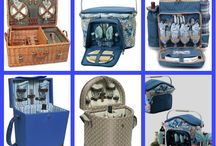 Ocean Tailer Elegant Picnic Baskets / Enjoy having a picnic with family and friends in the great outdoors  Prepare a scrumptious meal and store it in this luxurious picnic baskets that come with complete eating utensils  Elegant and really functional is what best describes these picnic baskets  Make spring and summer more enjoyable  All these picnic stuff and more available at www.oceantailer.com	  #summerpicnics #thehreatoutdoors #picnicbaskets