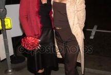 Sarah Buxton and Kelly Hu