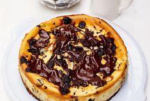Oh-la-la! Treats for the sweet tooth / Deilige desserter, kaker og fristelser!