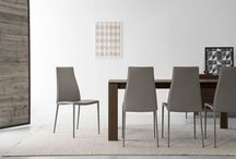 Stylish Dining Chairs / With such a wide selection of materials, styles, fabrics, colours and designers to choose from which dining chair will be best for your scheme? See this board for some deliciously stylish seats!