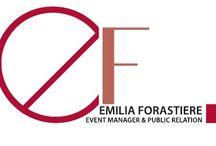 EMILIA FORASTIERE EVENT MANAGER & PR