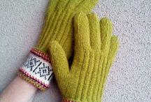 Wanten en handschoenen