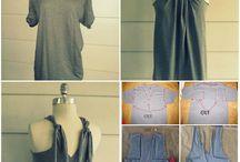 Diseño de blusas
