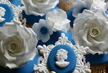 Cameo Inspired cakes
