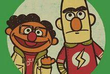 Epi & Blas /  son dos marionetas con aparición regular en el programa televisivo Sesame Street (Barrio Sésamo en España). En España sus nombres fueron traducidos tomando la primera letra de los nombres en la versión en inglés Bert y Ernie. Aparecen en muchos números cómicos que se convirtieron en una de las principales atracciones del programa.