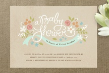 Mara's baby shower / by Mallory Chase