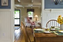 Cape Cod Dining Rooms