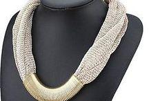 Fashion necklaces / Coliere fashion