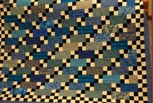Quilts---Bonnie Hunter / by Sue Dodge