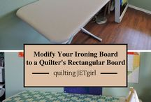 Quilters rectangular board