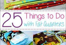 Fat Quarter Projects