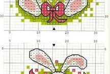 Eastern cross stitch