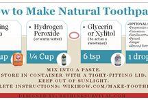 Natural Remedies & Recipes