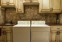 Home-Laundry rooms