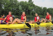 Outdoor Adventures / Pennsylvania is an outdoor lover's paradise. Enjoy adventures on scenic pathways through state parks, wildlife viewing areas, and miles and miles of hiking trails. And for water lovers, PA offers plenty of opportunities for canoeing and kayaking.