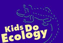 Ecology Activities for Kids and Teens / Ecology learning activities for children and teens.