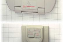 Baby Changing Stations / Commercial Baby Changing Stations by Koala, ASI, World Dryer and more.