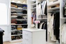 Interior design :: walk-in closet