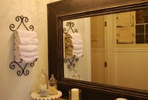 Bathroom Ideas / by Ashley Wilson