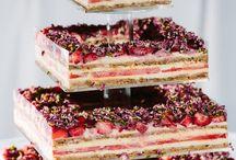 yummy yummy diffrnt cakes