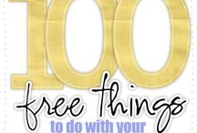 fun things to do with kids / by Linda Porter
