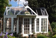 Cottage Greenhouse