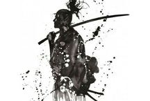 samurai w.c